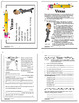 Perfect Tense Verbs and Task Cards Bundle (L.5.1b, L.5.1c,
