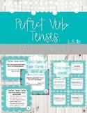 Perfect Tense Verbs (L.5.1b) Task Cards