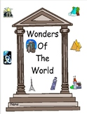 Perfect Unit Study - Wonders of the World