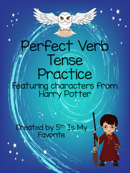 Perfect Verb Tense Practice
