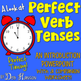 Perfect Verb Tenses PowerPoint