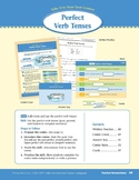 Perfect Verb Tenses (Take It to Your Seat Centers: Common Core Language)