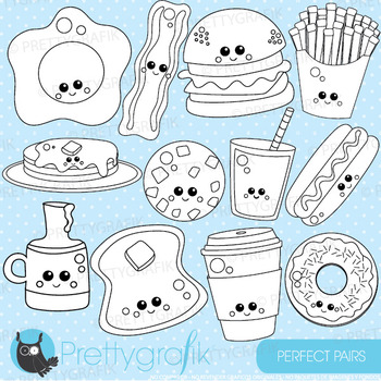 Perfect pairs stamps commercial use, vector graphics, images  - DS932