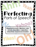 Perfecting Parts of Speech Packet