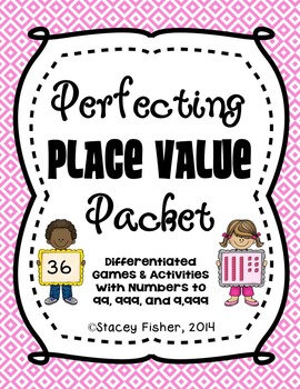 Perfecting Place Value-Represent Numbers in Base Ten, Word Form, Expanded Form