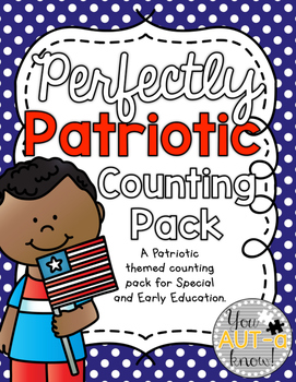Perfectly Patriotic Counting Pack 1-10