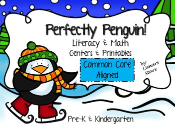 Perfectly Penguin! Common Core Aligned