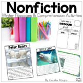 Primary Nonfiction Passages, Close Reading and Comprehension WINTER EDITION