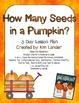 Perfectly Pumpkin Reading Lesson Plans and Supplemental Materials -Journeys