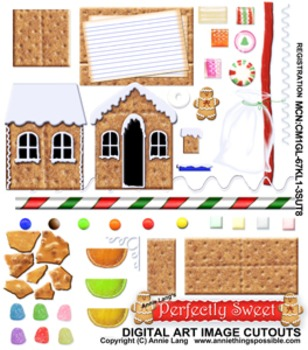 Perfectly Sweet Clipart