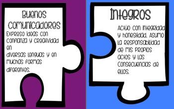 Perfil PEP Version Espanol