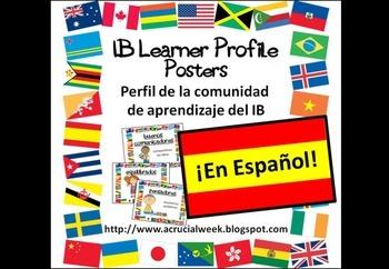 Perfil de la comunidad de aprendizaje del IB (Learner Prof