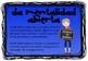 Perfil de la comunidad de aprendizaje del PAI -MYP Learner Profile posters