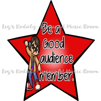 Perform Like a Rock Star: Concert Bulletin Board Kit