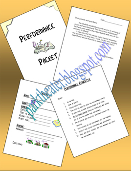 Performance Packet: A Concert Preparation Guide