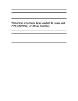 Performance Review - Primary and Intermediate