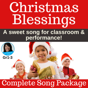 "Performance Song | ""Christmas Blessings"" by Lisa Gillam 