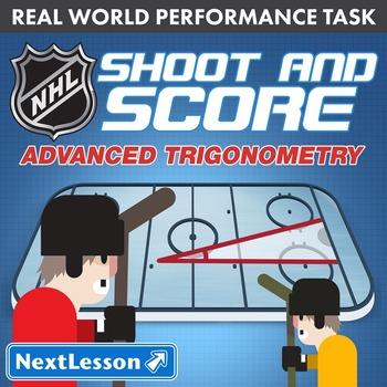 Performance Task – Advanced Trigonometry – Shoot and Score: Winnipeg Jets