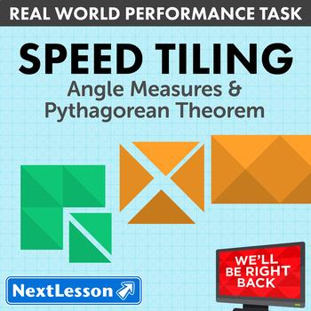 Performance Task – Angle Measures and Pythagorean Theorum