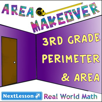 Performance Task – Area & Perimeter – Area Makeover