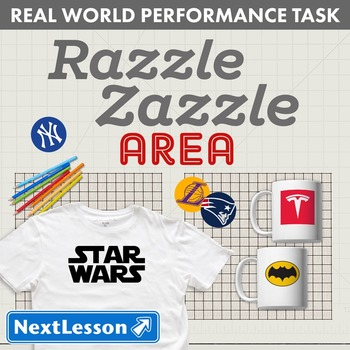 Performance Task – Area – Razzle Zazzle: The Avengers