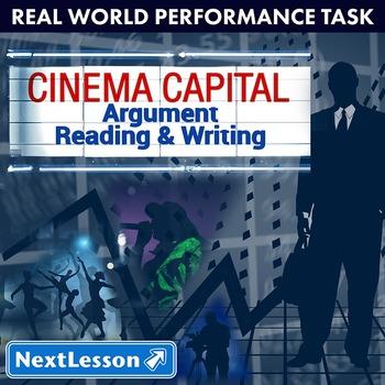 Performance Task – Argument Reading & Writing – Cinema Cap