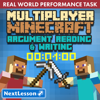 Performance Task – Argument Reading & Writing – Multiplaye
