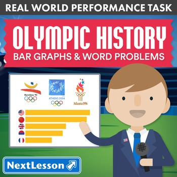 Performance Task – Bar Graphs & Word Problems – Olympic History: London 2012