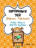 Performance Task {Bedroom Makeover}