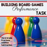 SBAC Math Task- Building Board Games