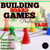 Performance Task - Building Board Games SBAC