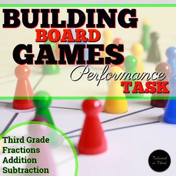 Performance Task - Building Board Games