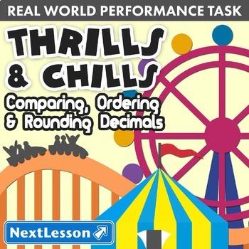 Performance Task – Comparing, Ordering & Rounding Decimals