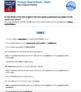 Bundle G6 Expressions and Integers - 'Fantasy Quarterback' Performance Task