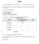 Performance Task – Expressions & Integers – Fantasy Quarte