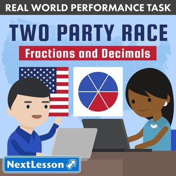 Performance Task – Fractions and Decimals – Two Party Race