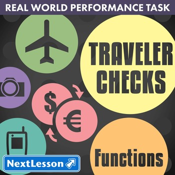 Performance Task –Functions – Traveler Checks - Russia