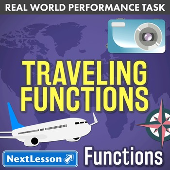 Performance Task – Functions – Traveling Functions - Brazil