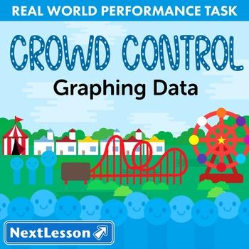 Performance Task – Graphing Data – Crowd Control – Disney's Magic Kingdom
