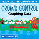Performance Task – Graphing Data – Crowd Control – Disney's Magic Kingdom