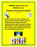 HEALTH/PE: Performance Task - Alcohol and the Human Body