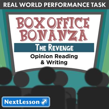 G5 Opinion Reading & Writing-'Box Office Bonanza: The Reve