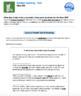 Bundle G4 Informative Reading & Writing - 'Golden Gaming' Performance Task
