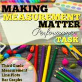 Measurement SBAC Math Task - School Supplies