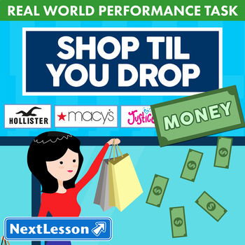 Performance Task - Money - Shop til You Drop: The Gap