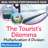 Bundle G4 Multiplication & Division - 'The Tourist's Dilem