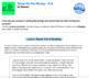 Bundle G7 Narrative Reading & Writing - 'Show Me the Money' Performance Task
