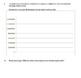 Bundle G4 Number Names, Addition & Subtraction-'Movie Roundup' Performance Task