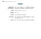 Performance Task - Number Patterns & Mult w/ Fractions - T