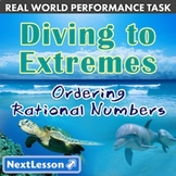 Bundle G6 Ordering Rational Numbers - 'Diving to Extremes'